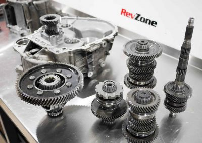 Service Center 44 Service Center Here at Revzone, we have all the proper tools and experience required to perform full service on any makes of cars. Our technicians are professionals and certified. There is rarely a problem that we cannot repair efficiently and effectively.