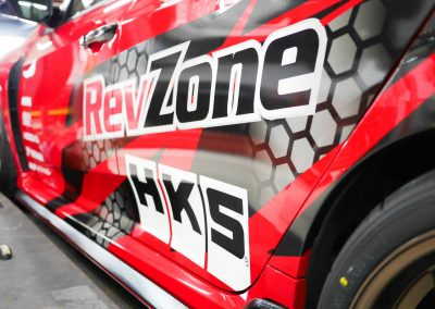 Service Center 18 Service Center Here at Revzone, we have all the proper tools and experience required to perform full service on any makes of cars. Our technicians are professionals and certified. There is rarely a problem that we cannot repair efficiently and effectively.