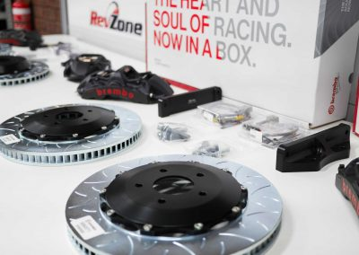Service Center 15 Service Center Here at Revzone, we have all the proper tools and experience required to perform full service on any makes of cars. Our technicians are professionals and certified. There is rarely a problem that we cannot repair efficiently and effectively.